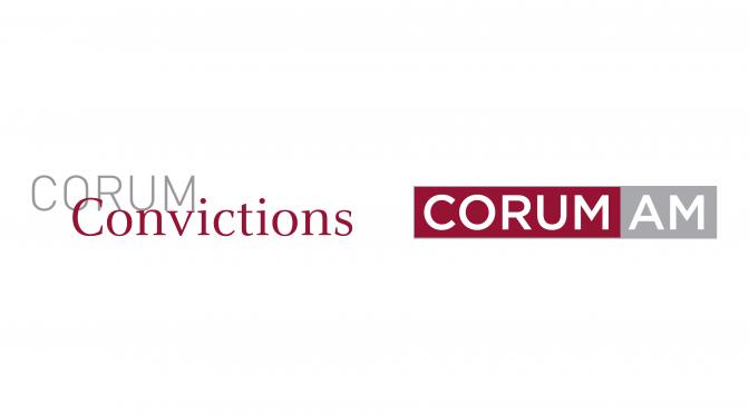 Logo corum convictions
