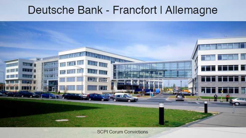 corum scpi corum convictions deutsche bank