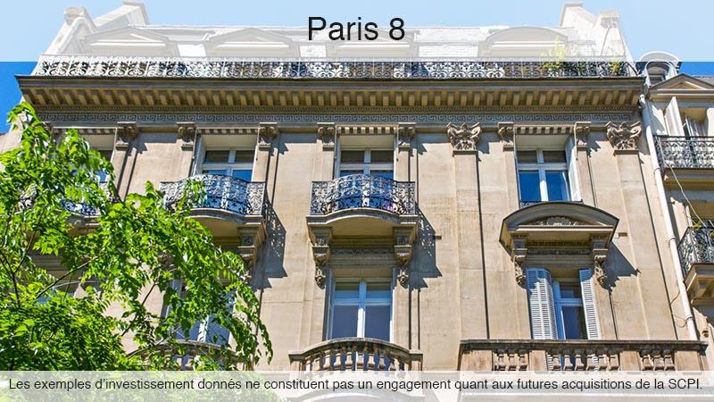 la francaise scpi epargne fonciere paris 8 franklin roosevelt