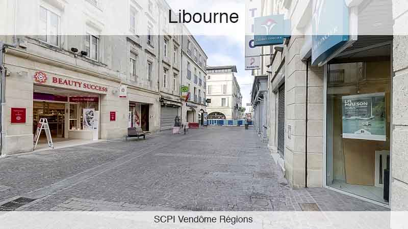 scpi vendome regions Libourne