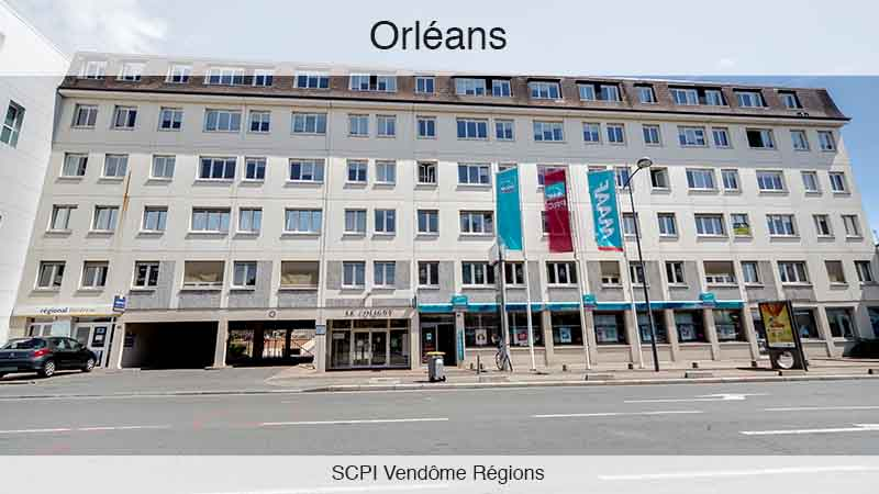 scpi vendome regions Orleans