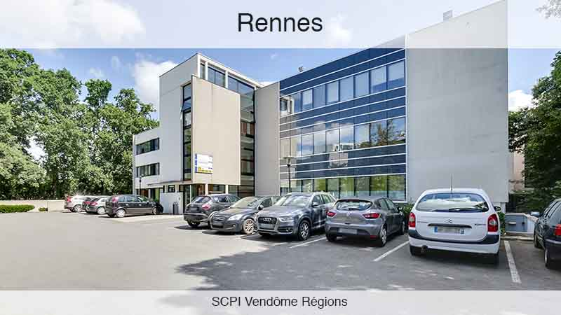 scpi vendome regions Rennes